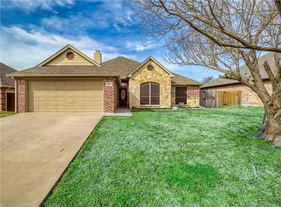 Aubrey Single Family Home For Sale: 820 Ridgecrest Court