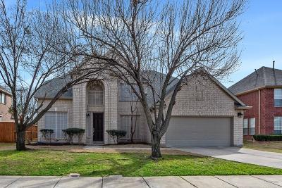 Coppell Single Family Home Active Option Contract: 249 Westbury Drive