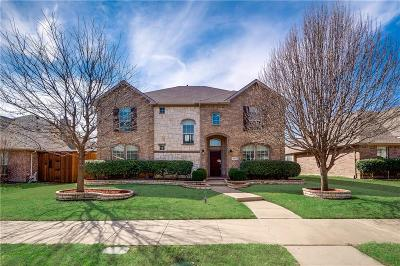 Frisco Single Family Home For Sale: 13427 Four Willows Drive