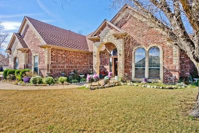 Haslet Single Family Home For Sale: 13101 Charlotte Ann Lane