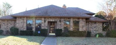 Dallas Residential Lease For Lease: 13145 Halwin Circle