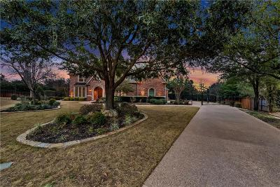 Southlake Single Family Home For Sale: 100 Wilmington Court