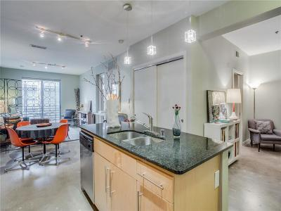 Dallas County Condo For Sale: 4111 Gilbert Avenue #106