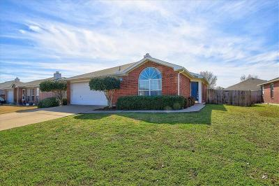 Little Elm Single Family Home For Sale: 2032 Waterview Drive