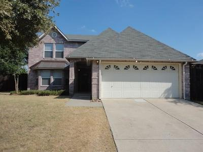 Frisco Residential Lease For Lease: 12414 Rosedown Lane