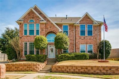 McKinney Single Family Home For Sale: 202 Devonshire Court