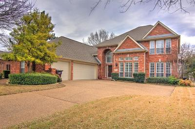 Plano Single Family Home For Sale: 6620 Winged Foot Way