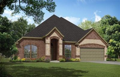 Fort Worth Single Family Home For Sale: 6020 Trail Driver Court