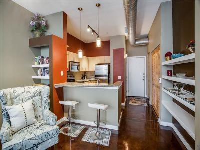 Fort Worth Condo For Sale: 201 W Lancaster Avenue #201
