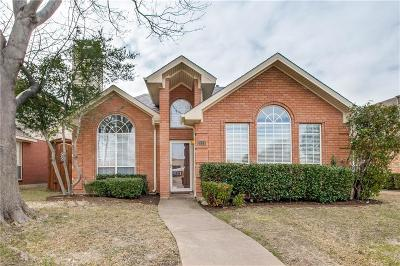 Carrollton Single Family Home For Sale: 2118 Arbor Creek Drive