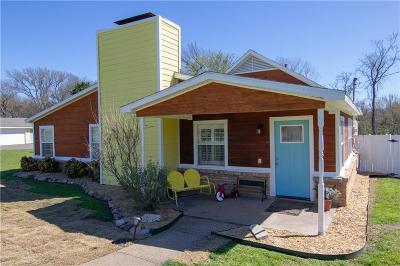 Red Oak, Ovilla, Oak Leaf, Glenn Heights, Waxahachie, Midlothian, Ennis, Ferris Single Family Home For Sale: 5820 Cool Springs Drive