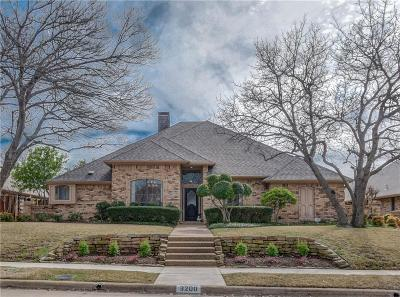 Collin County Single Family Home For Sale: 3200 Sage Brush Trail