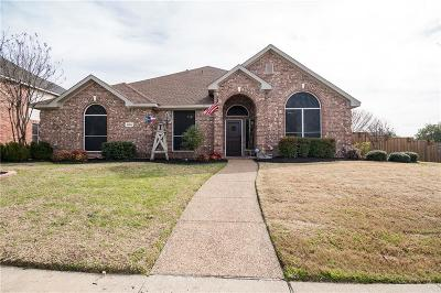 Rowlett Single Family Home For Sale: 3906 Watersedge Drive