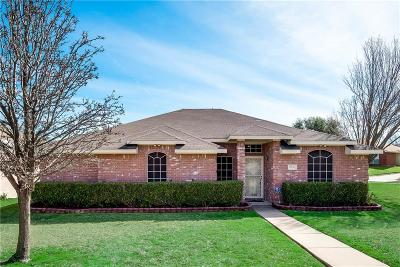 Dallas Single Family Home Active Option Contract: 8736 Woodrigg Drive