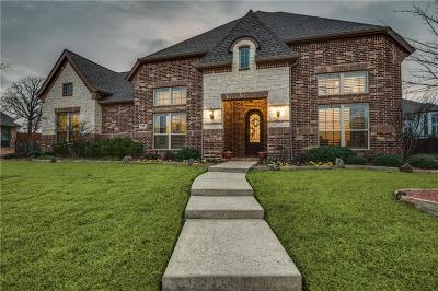 Colleyville Single Family Home For Sale: 7008 Monet