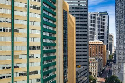 Dallas County Condo For Sale: 1505 Elm Street #1503