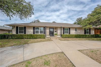 Dallas Single Family Home For Sale: 6123 Sul Ross Lane