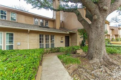 Dallas Residential Lease For Lease: 7611 Woodthrush Drive #14