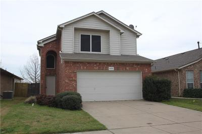 Fort Worth TX Single Family Home For Sale: $218,500