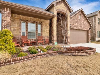 Fort Worth TX Single Family Home For Sale: $335,000