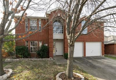 McKinney Single Family Home For Sale: 9121 Newport Lane