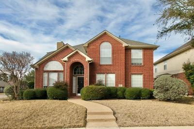 Plano Single Family Home For Sale: 4345 Brinker Court