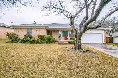 Dallas Single Family Home For Sale: 8521 Sweetwater Drive