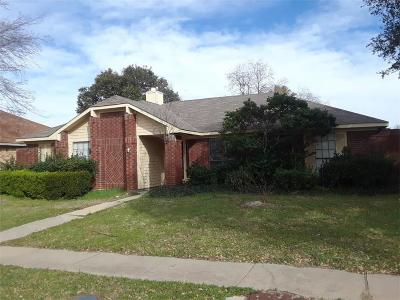 Coppell Residential Lease For Lease: 624 Thompson Drive