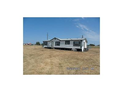 Rhome TX Single Family Home For Sale: $35,000