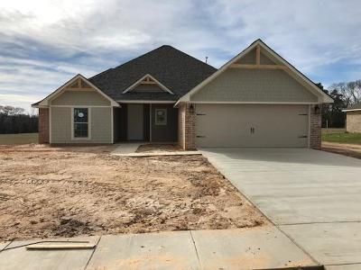 Lindale Single Family Home Active Option Contract: 350 Smith Circle