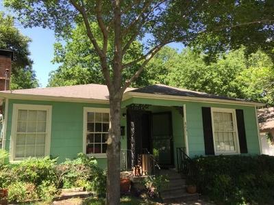 Dallas Single Family Home For Sale: 8631 Daytonia Avenue