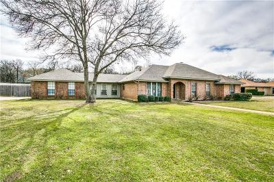 Keller Single Family Home For Sale: 1960 Summer Lane