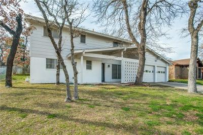 Fort Worth Single Family Home For Sale: 1532 Barron Lane