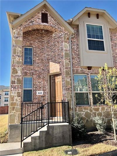 Lewisville Residential Lease For Lease: 920 Grace Lane