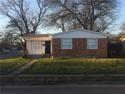 Dallas Residential Lease For Lease: 10803 Mandalay Drive