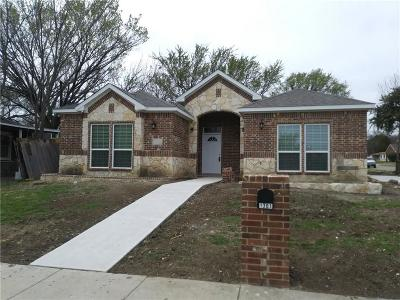 Garland Single Family Home For Sale: 1301 Cuero Drive