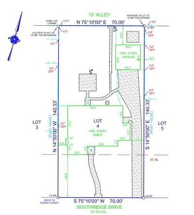 Dallas County Residential Lots & Land For Sale: 6921 Southridge Drive