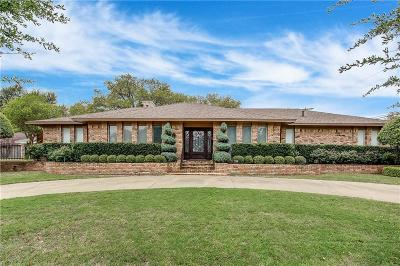 Fort Worth Single Family Home For Sale: 3958 Summercrest Drive