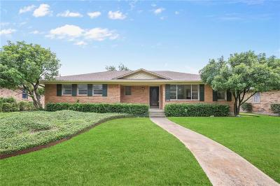 Dallas Single Family Home For Sale: 3034 Sharpview Lane