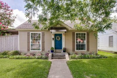 Dallas Single Family Home For Sale: 9046 Angora Street