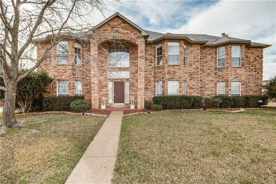 Keller Single Family Home For Sale: 1516 Sarah Brooks Drive