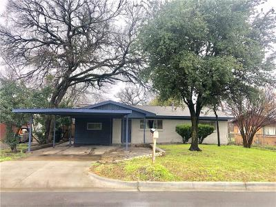 Lake Worth Single Family Home For Sale: 6801 Wallis Road
