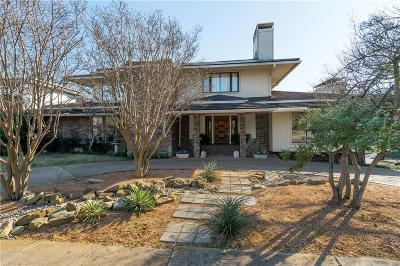 Irving Single Family Home Active Contingent: 502 N Durango Circle