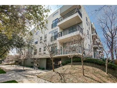 Dallas Residential Lease For Lease: 4411 Bowser Avenue #105