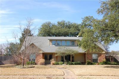 Dallas Single Family Home For Sale: 13319 Rolling Hills Lane