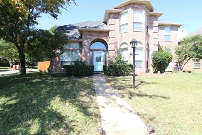 Plano Single Family Home For Sale: 7201 Milton Lane