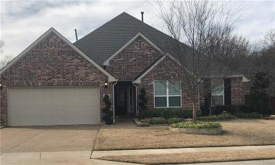 McKinney Single Family Home Active Kick Out: 619 Castlewood Drive