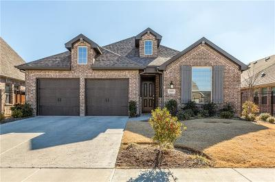Wylie Single Family Home For Sale: 2010 Cutter Crossing Place