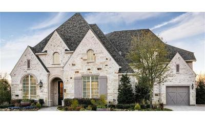 Prosper Single Family Home For Sale: 801 Cliff Creek Drive