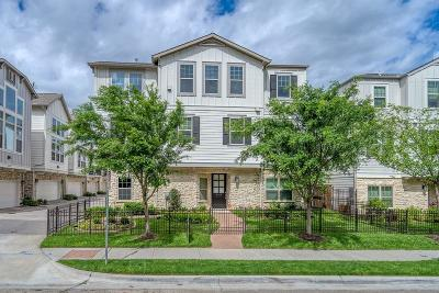 Dallas Townhouse For Sale: 5106 Garrett Stream Court